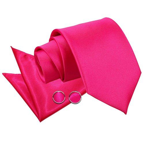 dqt-premium-satin-plain-solid-mens-classic-standard-9cm-tie-handkerchief-pocket-square-hanky-and-cuf