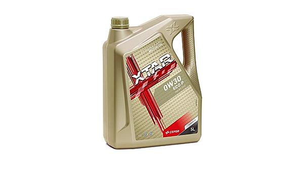 Cepsa 513893077 Xtar 0w30 C2 Eco 5l Synthetisches Motoröl Auto