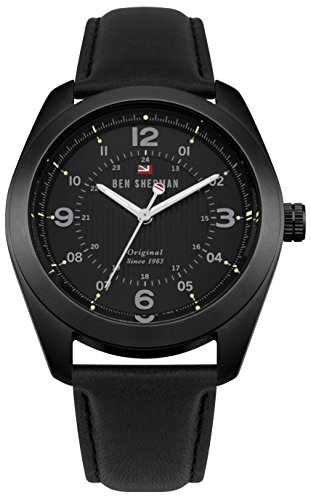 Ben Sherman Mens Watch WBS110BB
