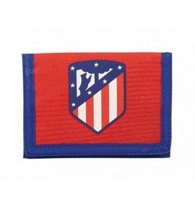Safta Cartera Billetera Oficial Atlético De Madrid