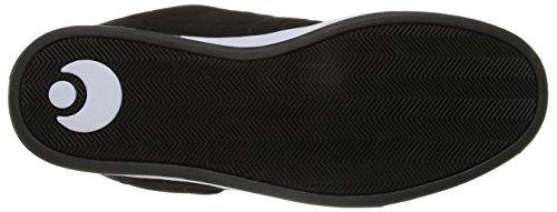 Osiris Relic 602392, Skateboard Scarpe Unisex Adulto Black/White/White