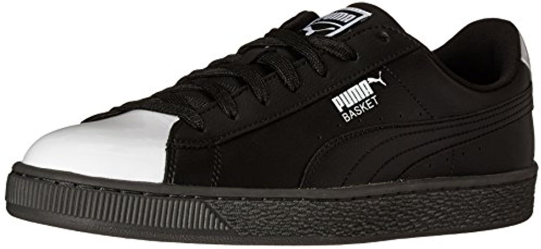Cestino da uomo uomo uomo L scarpe da ginnastica brevettato moda, Puma nero-Puma bianca, 11,5 M US | prendere in considerazione  | Uomo/Donna Scarpa  b57f2a