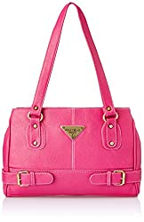 Fostelo Women's Handbag (Pink) (FSB-296)