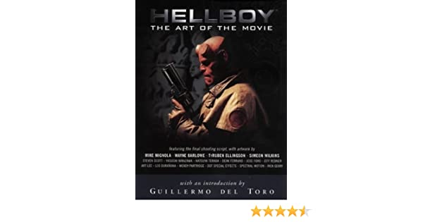 hellboy the art of the movie