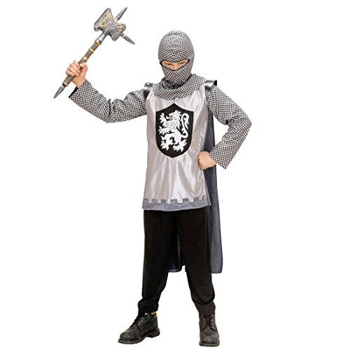 Wikinger Hammer Kriegshammer 56 cm Mittelalter Waffe Ritter Plastikhammer Zwergenhammer Krieger Kostüm Zubehör (Mittelalter Krieger Kostüm)