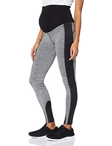 Esprit Maternity - Mallas deportivas para mujer gris XL-XXL