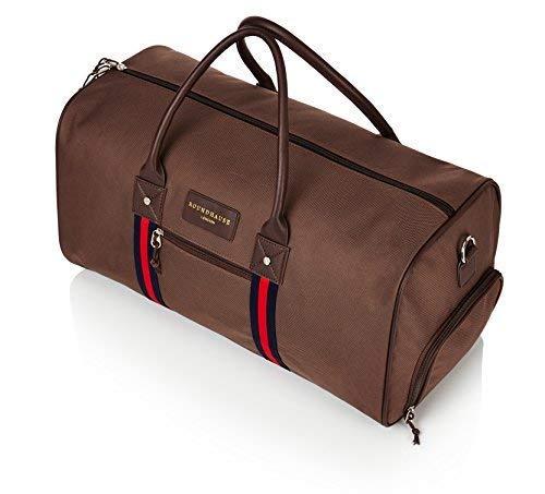 Große Qualität Fitness Bag Duffle Bag Sporttasche Weekend Bag Reisetasche Weekender Cabin Carry-on mit separaten Schuhfach für Männer und Frauen (Carry On Travel Bag)