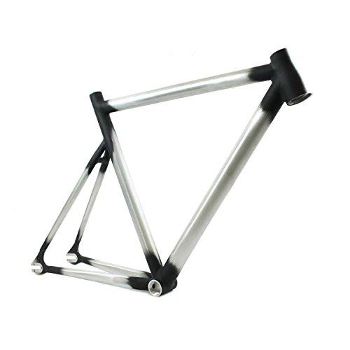 RIDEWILL BIKE Telaio Scatto Fisso Taglia 56 Conico Alluminio (Scatto Fisso) / Fixed frameset Tapered Size 56 Aluminium (Fixed Frames)