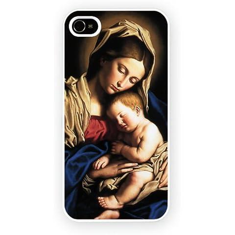 Virgin Mary, iPhone 5 / 5S cassa del telefono mobile