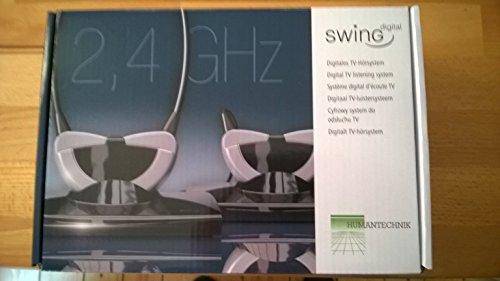 Funk-Kopfhörer Humantechnik Swing Digital Toslink
