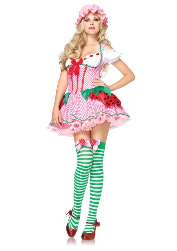 Leg Avenue Berry Beauty Kostüm L, 1 Stück