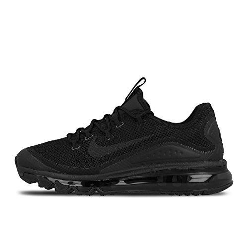 Nike Air Max More, les Formateurs Homme Noir