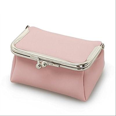ZLR Mme portefeuille Ladies Little Wallet Mini Mignon petit sac carré Portefeuille personnalisé