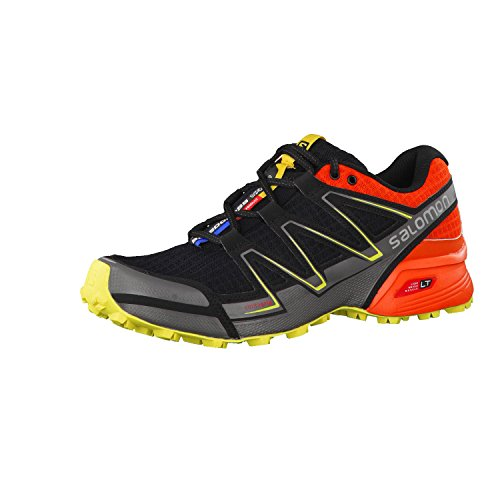 salomon-l38314200-zapatillas-de-trail-running-para-hombre-negro-black-tomato-red-corona-yellow-44-2-
