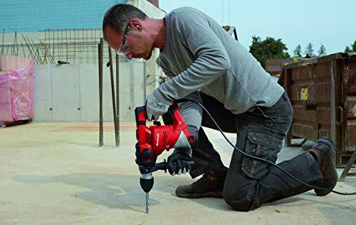 Einhell Bohrhammer TC-RH 900 Kit im Test: Leistungen und Erfahrungen - 9