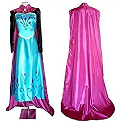Costume da donna Frozen adulta a