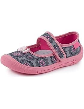 Ladeheid Pantofole con Velcro per Ragazze LAVI0004
