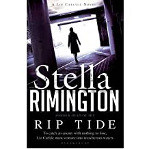 [ Rip Tide A Liz Carlyle Novel ] By Rimington, Stella ( Author ) Jul-2012 [ Paperback ] Rip Tide A Liz Carlyle Novel