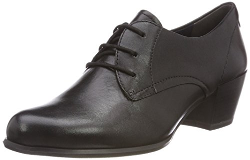 Tamaris Damen 23305-21 Stiefeletten, Schwarz (Black Leather 3), 37 EU