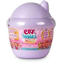 IMC Toys- Pack 1 Cry Babies Magic Tears-Coloris aléatoire, 98442, Rose