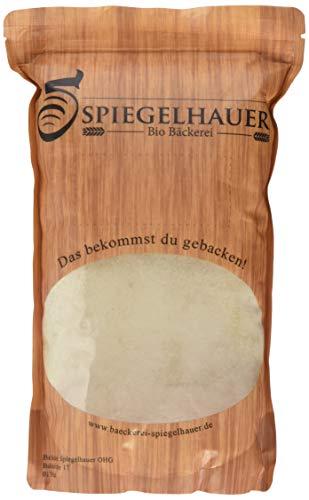 Bio getrockneter Sauerteig 1 kg vegan - einfach selber Sauerteigbrot backen - aus Roggenvollkornmehl instant
