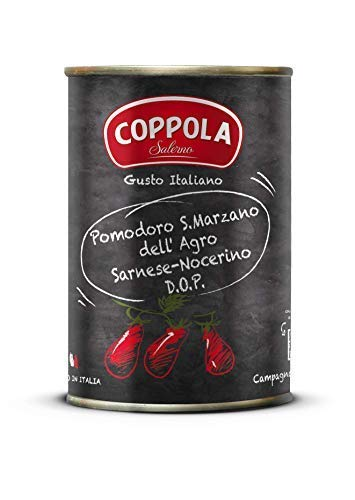 Coppola San Marzano Tomatoes DOP 400g (Pack of 12)