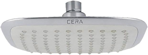 """Cera F7010507 Over Head Rain Shower Square 200x200 mm (8""""x8"""")"""