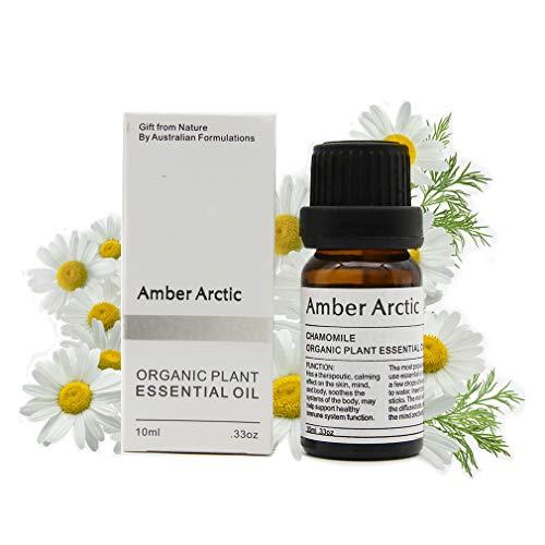 Aceite esencial de manzanilla 10 ml - 100% puro, natural y sin diluir, se usa en aromaterapia, mezclas...