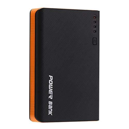 Noradtjcca Power Bank Shell 4 USB Ports Schweißen Power Bank Ladegerät Fall PCBA Modul DIY Kits Angetrieben Durch 4 stücke 18650 Batterien -