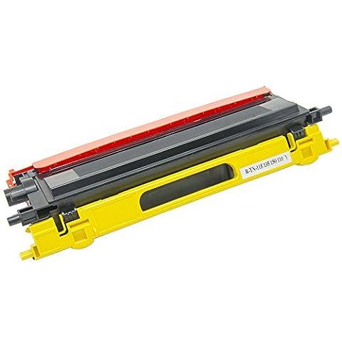 Koala Toner Gelb Ersatz für Brother TN135/TN115 kompatible mit Brother DCP-9040/DCP-9040 CN/DCP-9042/DCP-9042 CDN/DCP-9045/DCP-9045 CDN/DCP-9440/DCP-9440 CN/DCP-9840/DCP-9840 CDW/HL-4040/HL-4040 CDW/HL-4040 CN/HL-4050/HL-4050 CDN/HL-4050 CDNLT/HL-4050 CDW/HL-4050 CN/HL-4070 (1*Y)