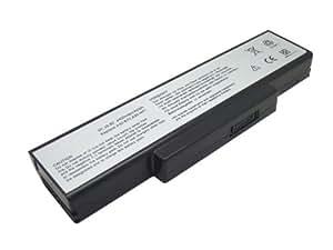 UKAMZ A32-F82 Batterie remplacement pour pc portable ASUS A32-K72, 5200mAh/56Wh, ///Laptop Batterie d'Ordinateur Portable pour K72 portable avec 5200mAh/56Wh, 10,8V