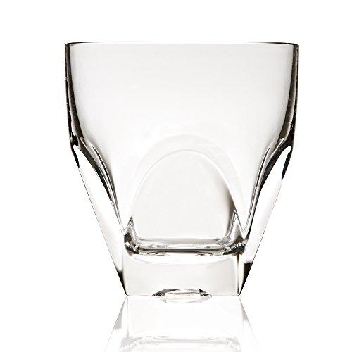 Lorren Home Trends Provenza Collection Double Old Fashion Trinken Glas von RCR Italien -