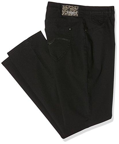 Raphaela by Brax Damen Jeans Hose | Corry Fame | Comfort Plus | 10-6220 Schwarz (Black 2)