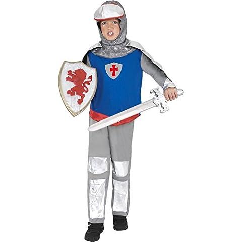 Costume cavaliere bambini armatura medievale travestimenti carnevale