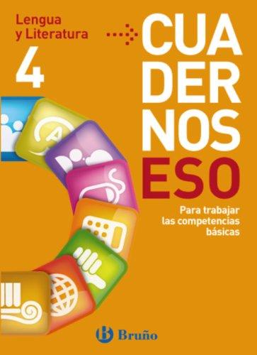 Cuadernos ESO Lengua y Literatura 4 (Castellano - Material Complementario - Cuadernos Eso) - 9788421664865