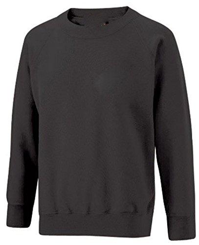 School Uniform Mens Ladies Outerwear Fleece Round Neck Sweatshirt Jumper Only Uniform ®