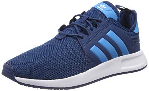 adidas Unisex-Kinder X_PLR Gymnastikschuhe, Blau (Legend Marine/Shock Cyan/Ftwr White),35.5 EU (3UK) -