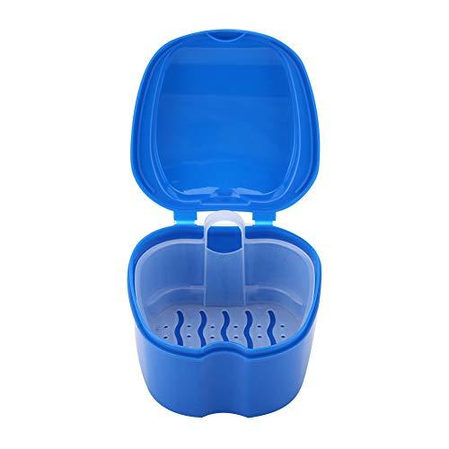 caracteristicas: 1. Hecho de material de alta calidad, no tóxico y duradero. 2. Esta caja portátil se utiliza especialmente para almacenar o limpiar dentaduras postizas. 3. La caja es pequeña y resistente al agua, fácil de transportar. 4. Con capa in...