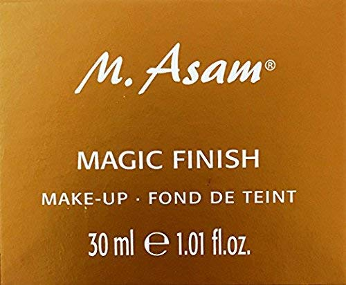 M.Asam Magic Finish Make Up Mousse 30ml Faltenfüller/Leichte Textur / 4in1  - Magic Finish
