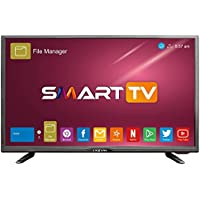 Kevin 80 cm (32 Inches) K32CV338H HD Ready Smart LED TV (Black)
