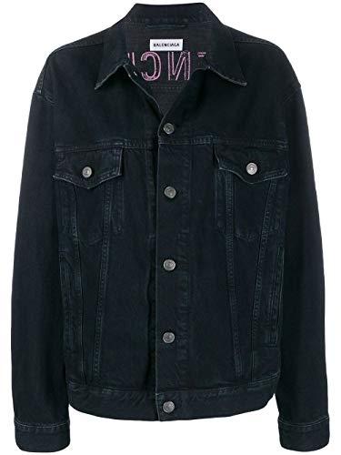 Balenciaga Luxury Fashion Damen 557388TEW364401 Blau Jacke | 12