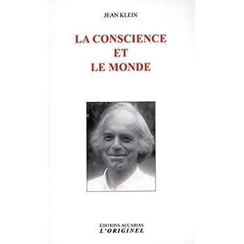 La conscience et le monde