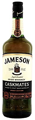 Jameson Caskmates Irish Whiskey Stout Edition (1 x 1 l)