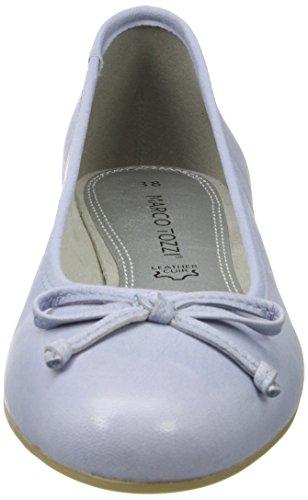 Marco Tozzi Premio 22107, Ballerines Femme Violet (Lavender 551)
