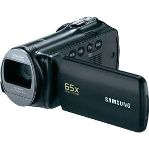 Samsung SMX-F700BP Camescopes Classique 720 pixels Zoom Optique 52 x 1.6 Mpix