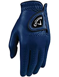 Callaway Golf opticolor Premium Full Color Leder Handschuhe