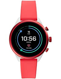 Fossil Sport Unisex Smartwatch 41mm Red - FTW6027
