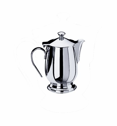 mepra-35-cl-bombata-teapot-with-base-silver