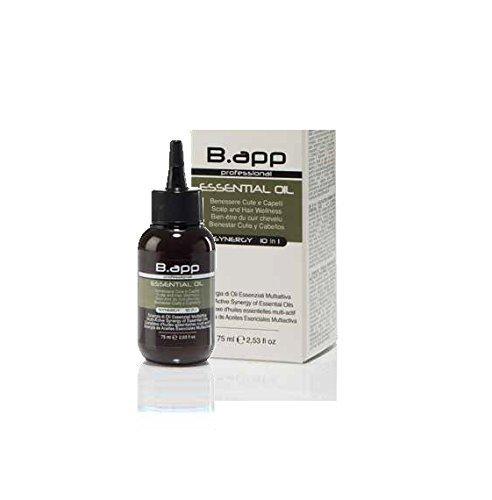 Synergy - Une Huile essentielle de 10-in-1 Remedy pour cheveux et cuir chevelu 75 ml