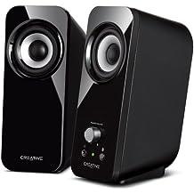 Creative T12 Bluetooth-Lautsprechersystem schwarz